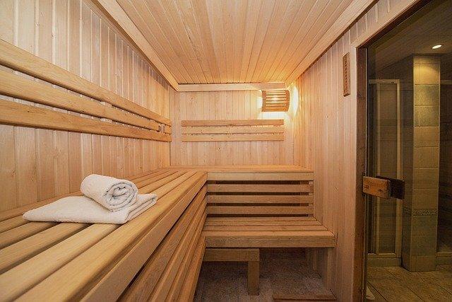 sauna na przeziębienie